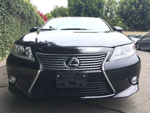 2015 Lexus ES 350   Black  All advertised prices exclude government fees and taxes any finance