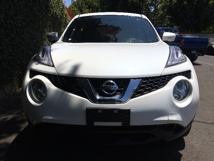2015 Nissan JUKE S  White Pearl All advertised prices exclude government fees and taxes any fi