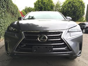 2016 Lexus NX 200t Base  Nebula Gray Pearl  All advertised prices exclude government fees and t