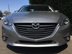 2015 Mazda Mazda3 i Touring  Liquid Silver Metallic All advertised prices exclude government fe