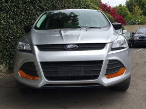 2016 Ford Escape S  Ingot Silver  All advertised prices exclude government fees and taxes any