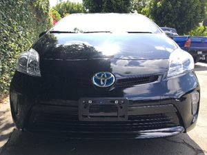 2015 Toyota Prius Two  Black All advertised prices exclude government fees and taxes any finan