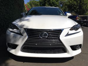 2016 Lexus IS 200t Base  White  All advertised prices exclude government fees and taxes any fi