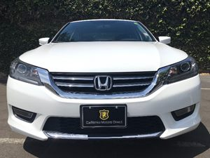 2015 Honda Accord Sedan Sport  White Orchid Pearl All advertised prices exclude government fees