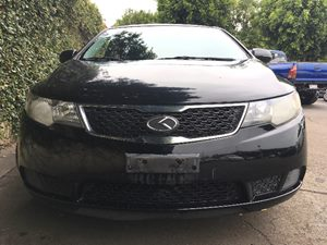 2012 Kia Forte EX  Ebony Black Pearl  All advertised prices exclude government fees and taxes
