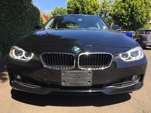 2015 BMW 3 Series 328i  Black All advertised prices exclude government fees and taxes any fina