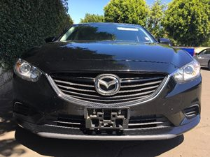 2016 Mazda Mazda6 i Touring  Jet Black Mica All advertised prices exclude government fees and t