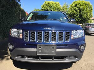 2016 Jeep Compass Sport SE  Black Clearcoat  All advertised prices exclude government fees and