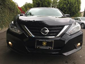 2017 Nissan Altima 25 SV  Super Black All advertised prices exclude government fees and taxes