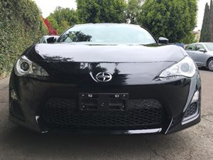 2015 Scion FR-S Base  Black All advertised prices exclude government fees and taxes any financ