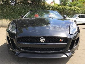 2014 Jaguar F-TYPE V8 S  Black  All advertised prices exclude government fees and taxes any fi