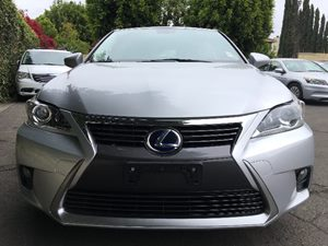 2014 Lexus CT 200h   Silver  All advertised prices exclude government fees and taxes any finan