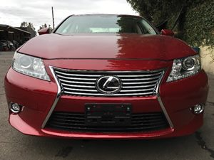 2015 Lexus ES 350   Matador Red Mica  All advertised prices exclude government fees and taxes