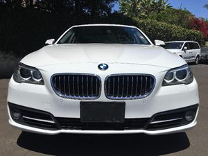 2015 BMW 5 Series 528i  White All advertised prices exclude government fees and taxes any fina