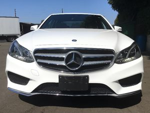 2015 MERCEDES E 350 E 350  White  All advertised prices exclude government fees and taxes any
