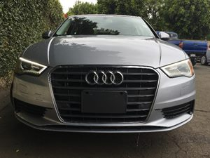 2015 Audi A3 18T Premium Plus  Silver All advertised prices exclude government fees and taxes