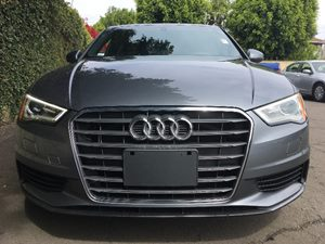 2015 Audi A3 18T Premium  Gray All advertised prices exclude government fees and taxes any fi