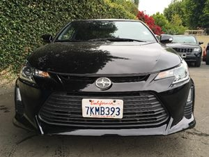 2015 Scion tC Base  Black  All advertised prices exclude government fees and taxes any finance