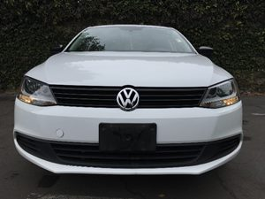 2014 Volkswagen Jetta Sedan S  White  All advertised prices exclude government fees and taxes