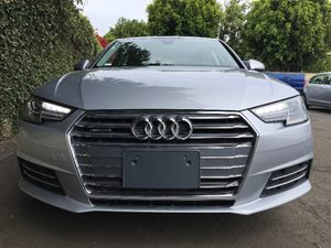 2017 Audi A4 20T quattro Premium  Silver All advertised prices exclude government fees and tax