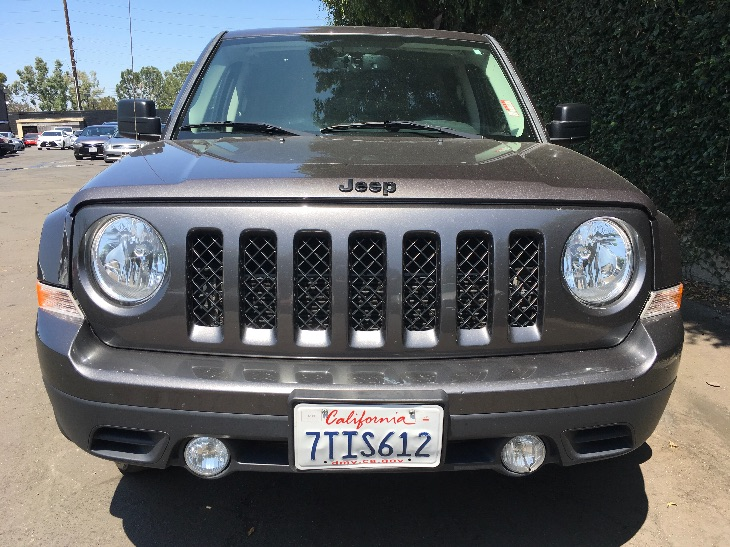 2014 Jeep Patriot Altitude Edition  Gray All advertised prices exclude government fees and taxe