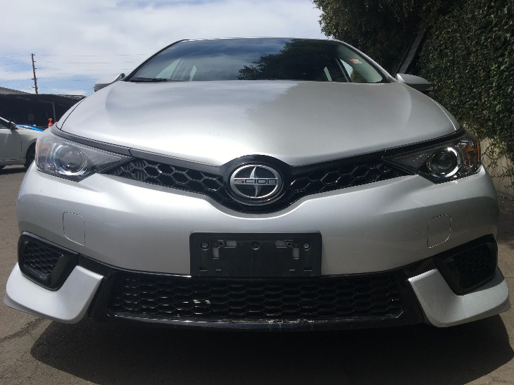 2016 Scion iM Base  Classic Silver Metallic All advertised prices exclude government fees and t