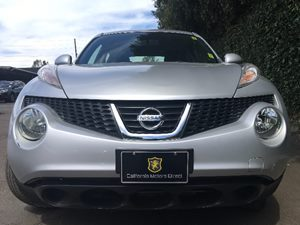 2014 Nissan JUKE S  Brilliant Silver All advertised prices exclude government fees and taxes a