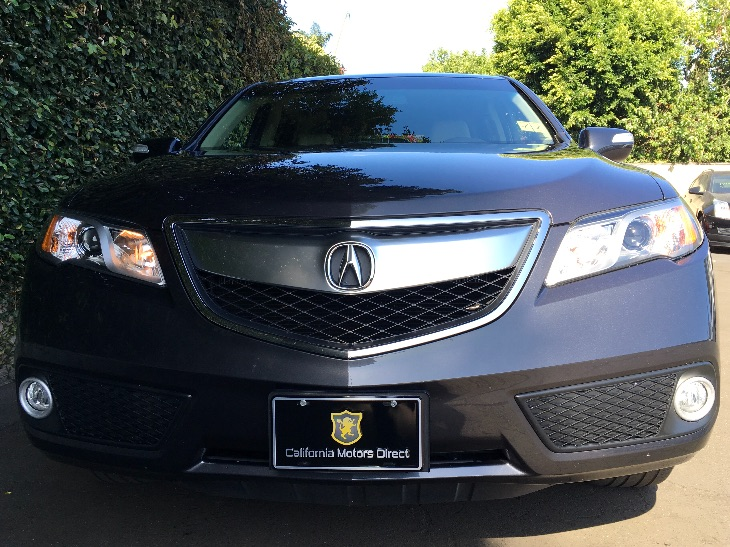 2013 Acura RDX wTech  Gray All advertised prices exclude government fees and taxes any financ