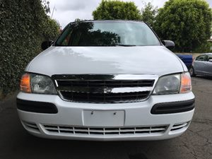 2003 Chevrolet Venture Base  Summit White  All advertised prices exclude government fees and ta