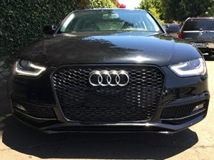 2015 Audi A4 20T quattro Premium  Black All advertised prices exclude government fees and taxe