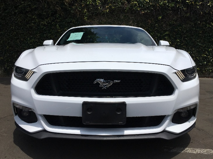 2016 Ford Mustang GT  Oxford White All advertised prices exclude government fees and taxes any