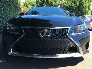 2016 Lexus RC 200t   Black All advertised prices exclude government fees and taxes any finance