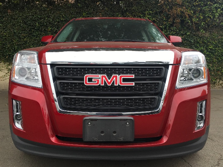 2015 GMC Terrain SLE-1  Crystal Red Tintcoat All advertised prices exclude government fees and