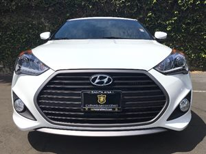 2016 Hyundai Veloster R-Spec  Elite White All advertised prices exclude government fees and tax