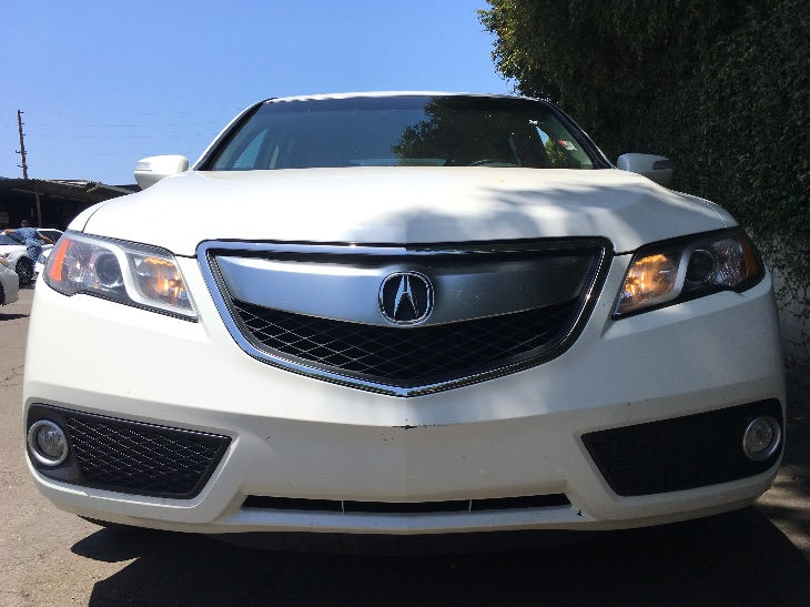 2013 Acura RDX wTech  White Diamond Pearl All advertised prices exclude government fees and ta