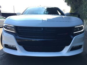 2016 Dodge Charger SXT  Bright White Clearcoat All advertised prices exclude government fees an