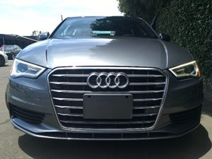 2015 Audi A3 18T Premium Plus  Gray All advertised prices exclude government fees and taxes a