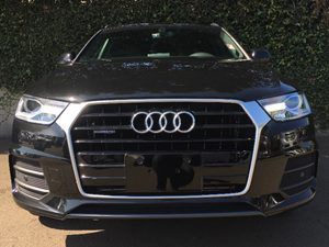 2016 Audi Q3 20T quattro Premium  Black All advertised prices exclude government fees and taxe