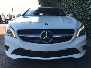 2014 MERCEDES CLA 250 CLA 250  Cirrus White All advertised prices exclude government fees and t