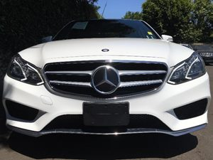 2016 MERCEDES E 400 E 400  White All advertised prices exclude government fees and taxes any f