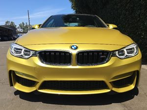 2015 BMW M4   Austin Yellow Metallic All advertised prices exclude government fees and taxes a