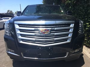 2015 Cadillac Escalade ESV Platinum  Black Raven All advertised prices exclude government fees