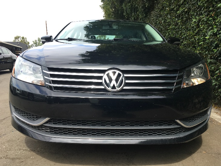 2014 Volkswagen Passat SE  Black All advertised prices exclude government fees and taxes any f