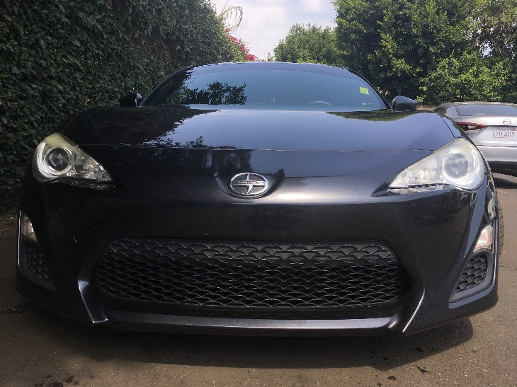 2013 Scion FR-S Base  Gray All advertised prices exclude government fees and taxes any finance