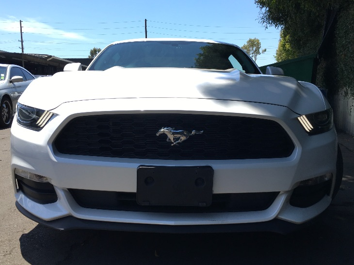 2017 Ford Mustang V6 Engine 37L Ti-Vct V6 Ingot Silver Metallic All advertised prices exclude