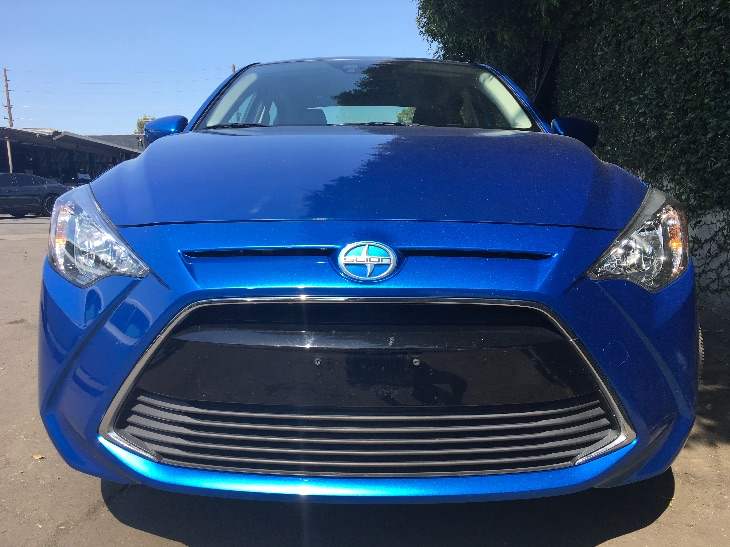 2016 Scion iA Base  Blue All advertised prices exclude government fees and taxes any finance c