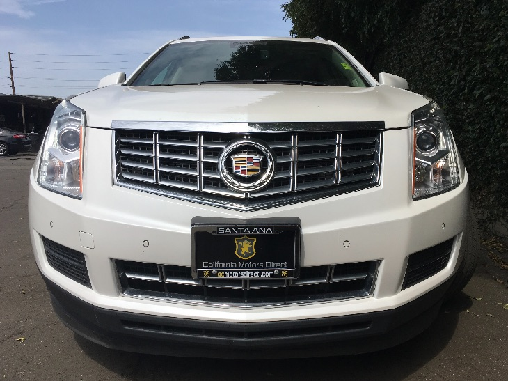 2015 Cadillac SRX Luxury Collection Engine 36L Sidi Dohc V6 Vvt White All advertised prices e