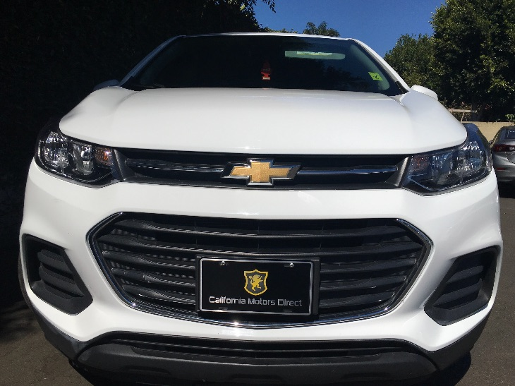 2017 Chevrolet Trax LS Engine Ecotec Turbo 14L Variable Valve Timing Dohc 4-Cylinder Sequential