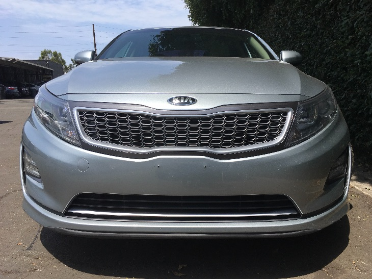 2014 Kia Optima Hybrid EX  Aluminum Silver Metallic All advertised prices exclude government fe