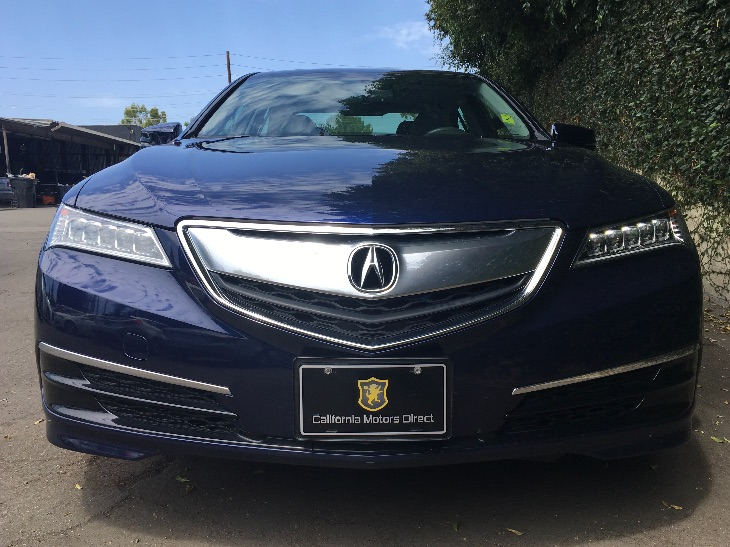 2017 Acura TLX   Fathom Blue Pearl All advertised prices exclude government fees and taxes any